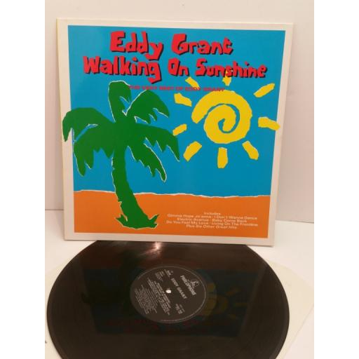 EDDY GRANT, walking on sunshine, the very best of eddy grant, PCSD 108
