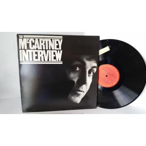 PAUL MCCARTNEY the mccartney interview, PC 36987