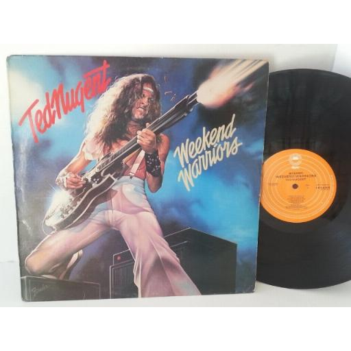 TED NUGENT weekend warriors