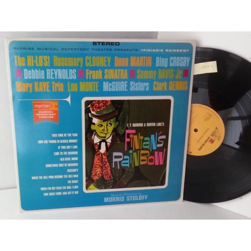 SOLD: VARIOUS FEATURING FRANK SINATRA reprise repertory theatre presents finian's rainbow, K 54112