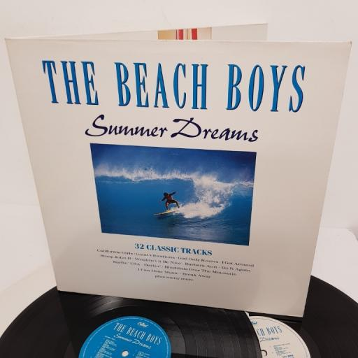 "THE BEACH BOYS, summer dreams: 32 classic tracks, EMTVD 51, 2x12"" LP, compilation"