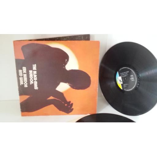 ERIC BURDON AND WAR the black mans burdon, gatefold, double album , LDS 84002, track entitled p.c 3 removed from this lp