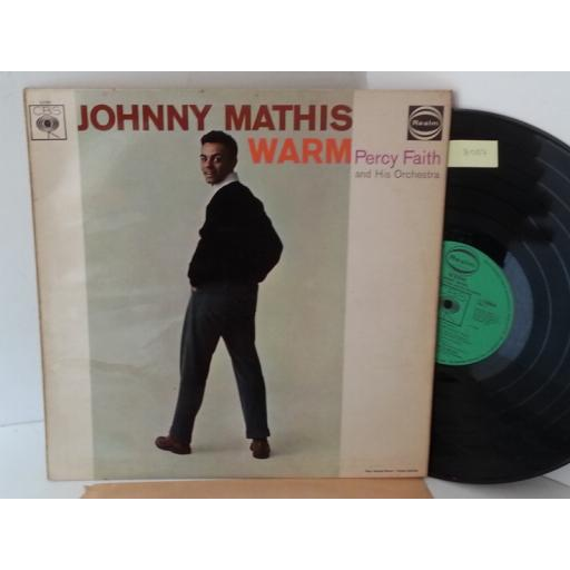 JOHNNY MATHIS warm, RM 52064