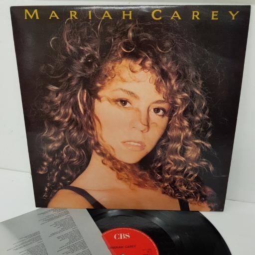MARIAH CAREY, mariah carey, 466815 1, 12 inch LP