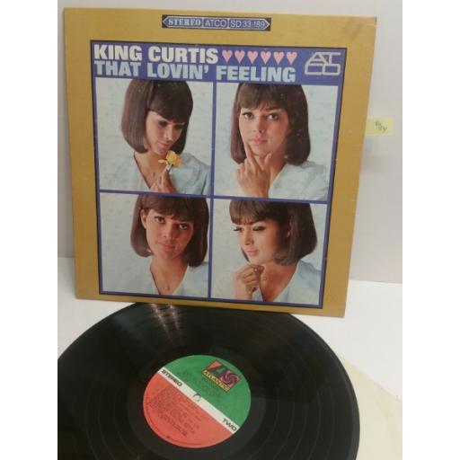 KING CURTIS that lovin' feeling ATCO SD33-189