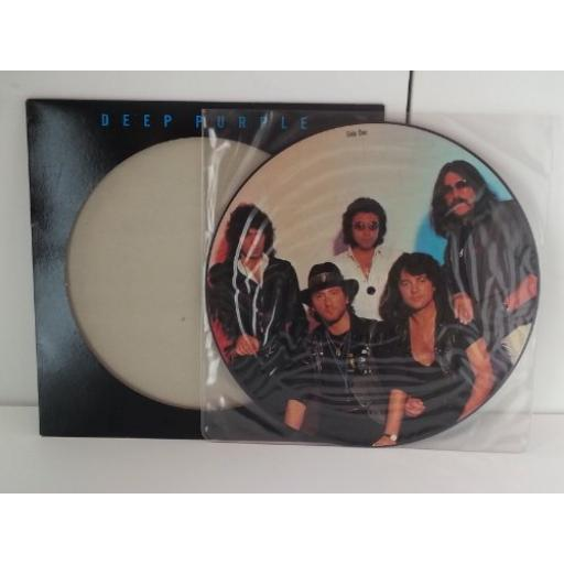 DEEP PURPLE perfect stranger, picture disc