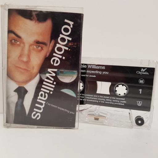 ROBBIE WILLIAMS, I've been expecting you, 7243 4 97837 4 4, Cassette
