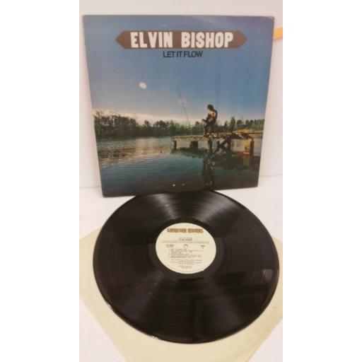ELVIN BISHOP let it flow, CP 0134