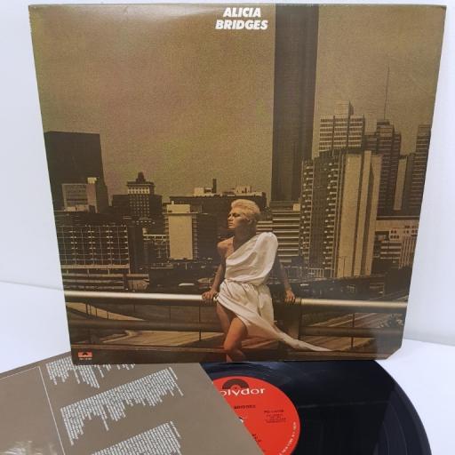 """ALICIA BRIDGES, alicia bridges, PD-1-6158, 12"""" LP"""
