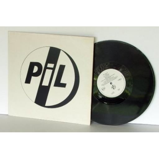 SOLD PIL, This is not a love song. Public Image Ltd 12 inch EP. First UK pressing ...