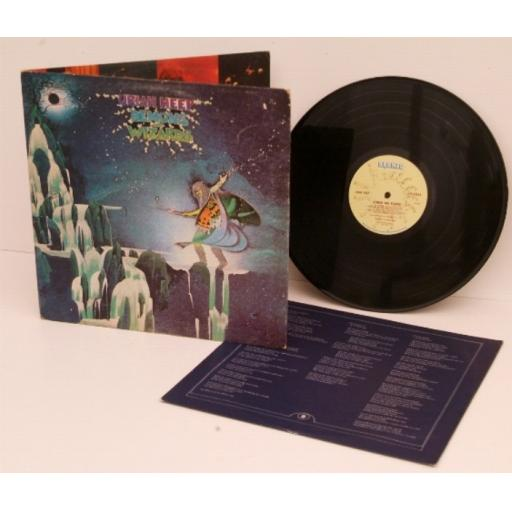 URIAH HEEP, demons and wizards.