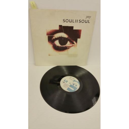 SOUL II SOUL joy, 12 inch single, TENX 350
