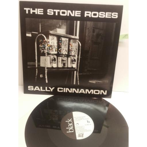 THE STONE ROSES sally cinnamon 12 INCH SINGLE 12REV36