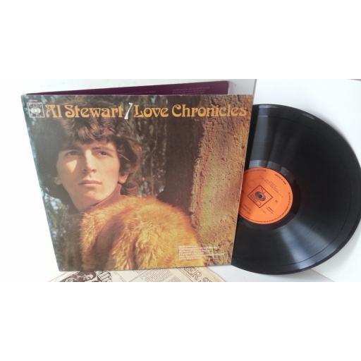AL STEWART love chronicles, 63460