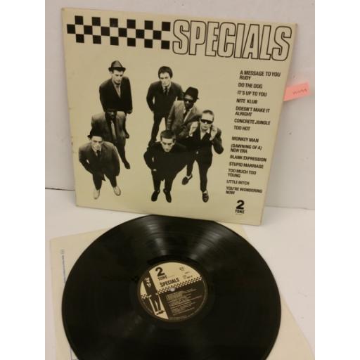 SPECIALS specials, CDL TL5001