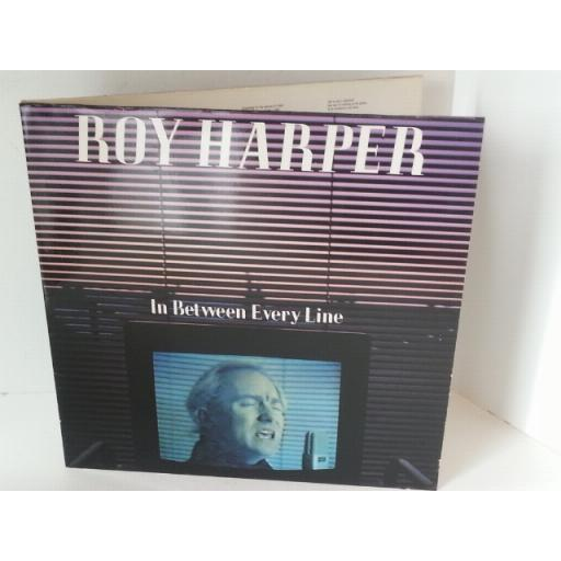 ROY HARPER in between every line E50042