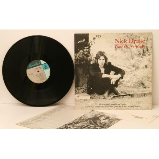 SOLD NICK DRAKE, time of no reply