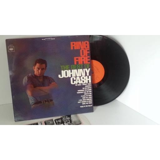 JOHNNY CASH ring of fire, S 62171