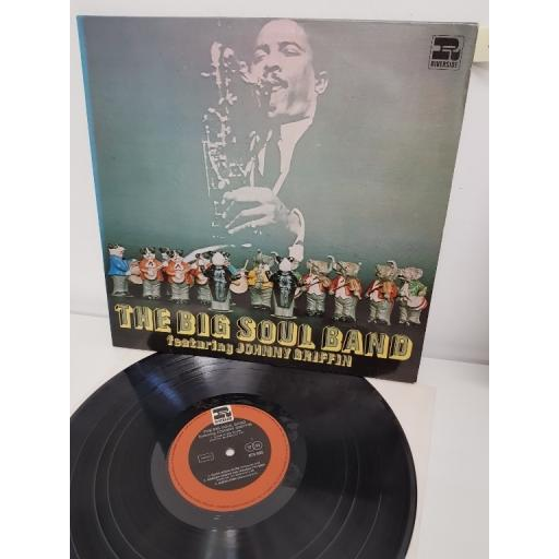"""JOHNNY GRIFFIN ORCHESTRA, the big soul-band, 673025, 12"""" LP"""