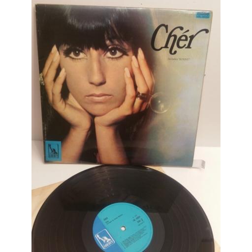 "SONNY & CHER Cher includes ""SUNNY"" LBL83034 MONO"