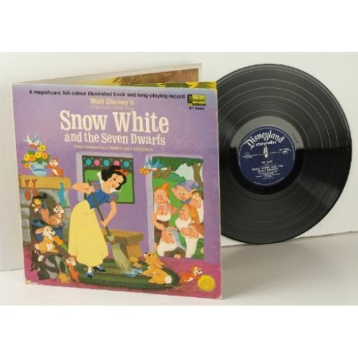 WALT DYSNEY, Snow White and the Seven Dwarfs. With a magnificent full-colour ...