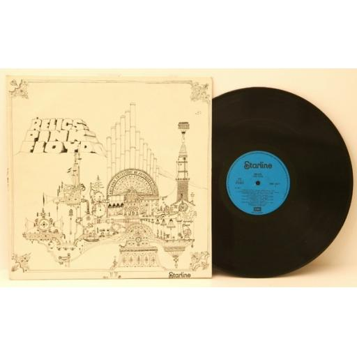 PINK FLOYD, relics. Top copy. Textured sleeve. First UK pressing 1971. Matrix...
