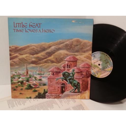 LITTLE FEAT time loves a hero, K 56349