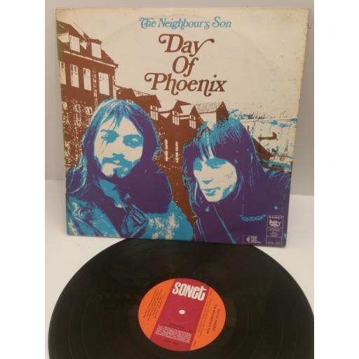 THE NEIGHBOUR'S SON DAY OF PHOENIX SLPS 1541