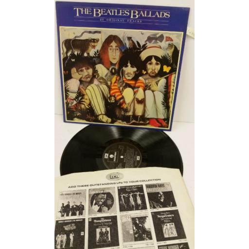 THE BEATLES beatles ballads, PCS 7214