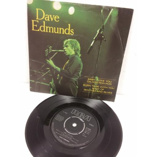 DAVE EDMUNDS baby i love you, 7 inch single, PE 5243