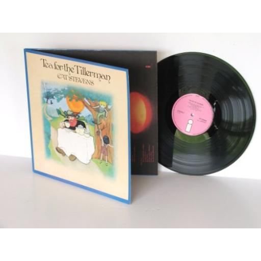"CAT STEVENS tea for the tillerman WHITE ""i"""