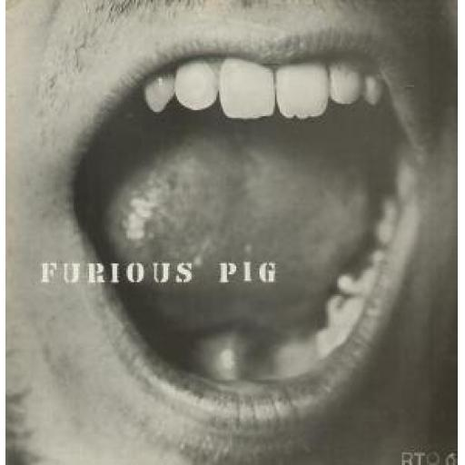 Furious pig. I DON'T LIKE YOUR FACE
