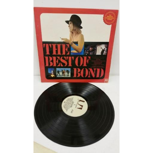 THE BEST OF BOND - THE ORIGINAL SOUNDTRACK THEMES, UAS 29021