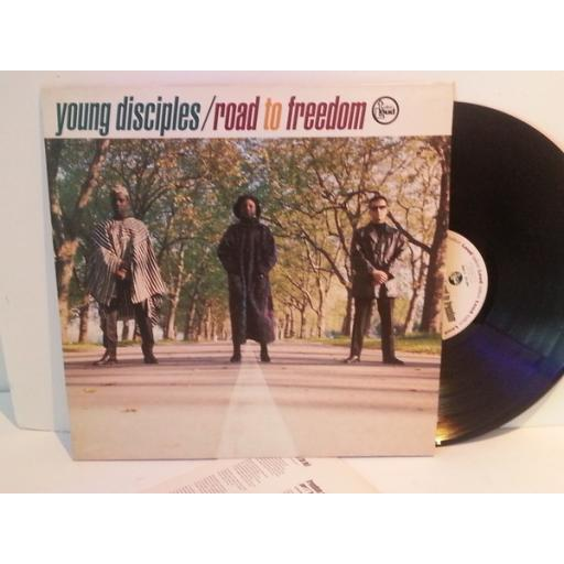 Young Disciples ROAD TO FREEDOM