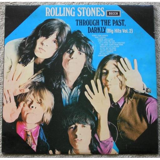 Rolling Stones. Through The Past Darkly