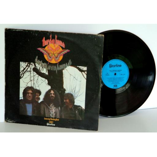 BARCLAY JAMES HARVEST early morning onwards. GREAT COPY. First UK press 1970....