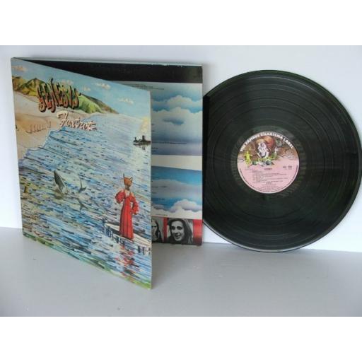"Genesis FOXTROT. 12"" VINYL LP. CAS1058"