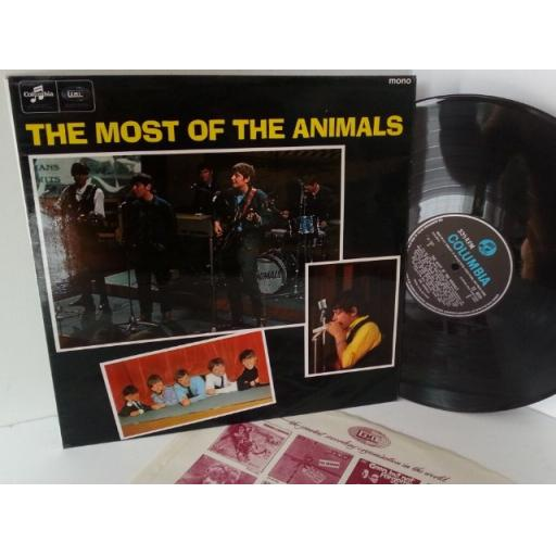THE ANIMALS the most of the Animals