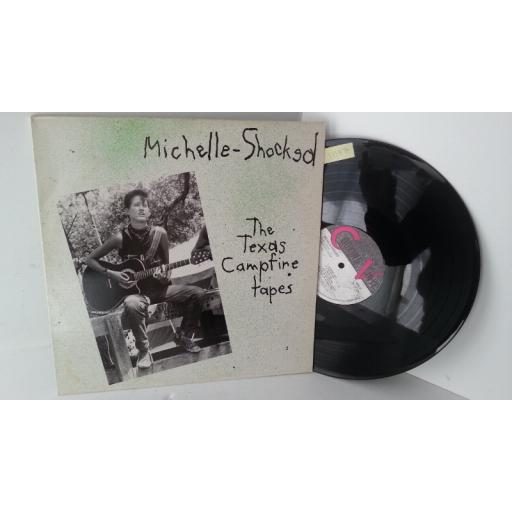 MICHELLE SHOCKED the texas campfire tapes, COOK 002