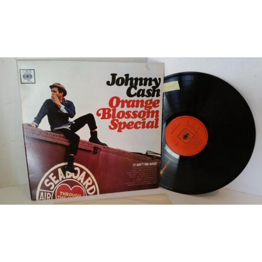 JOHNNY CASH orange blossom special, 62501