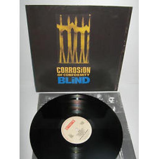 "CORROSION OF CONFORMITIY, blind, 12""LP, RO 9236 1"