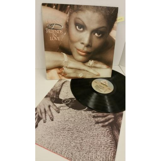 DIONNE WARWICK friends in love, AL 9585