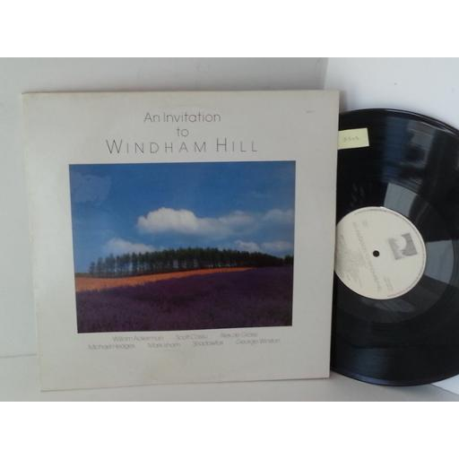 VARIOUS an invitation to windham hill, WHA 1