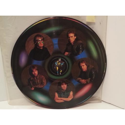 MARILLION real to reel PICTURE DISC, JESTP 1