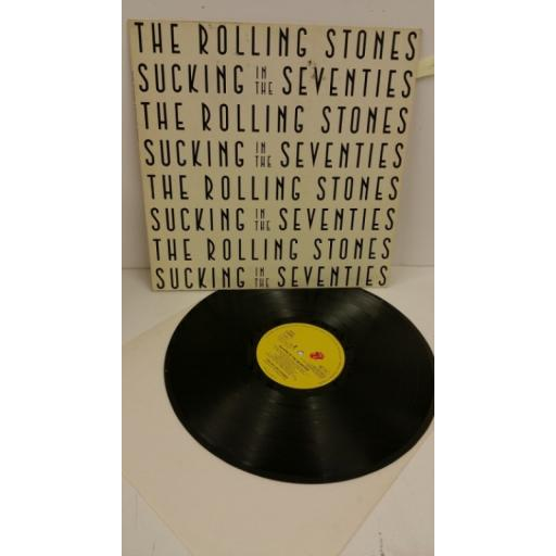 THE ROLLING STONES sucking in the seventies, 1C 064 64349