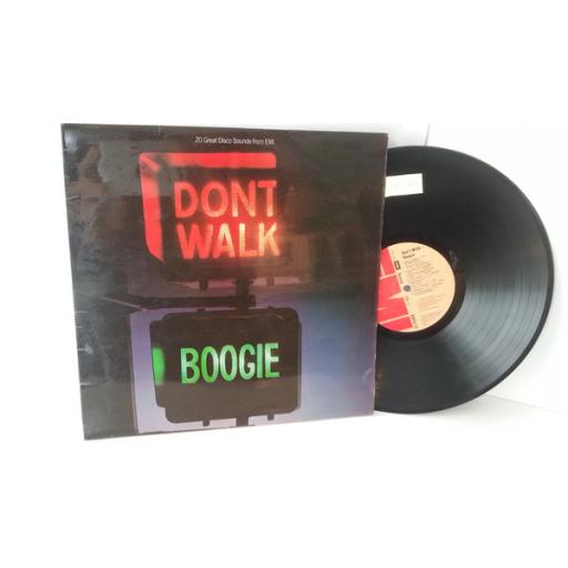 MATUMBI, GONZALEZ, JESSE GREEN, MACHO don't walk, boogie, 20 DISCO SOUNDS FROM EMI