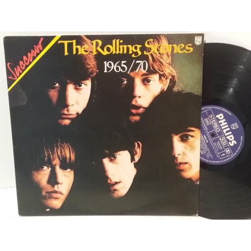 THE ROLLING STONES 1965/70, 6495 098