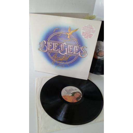 BEE GEES greatest, 2 x lp, gatefold, RSDX 001