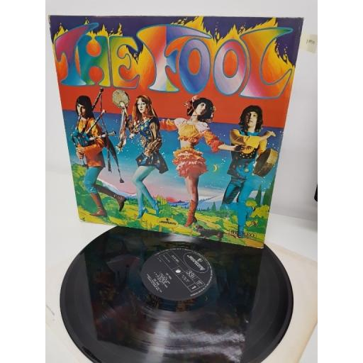 "THE FOOL, the fool, 20138 SMCL, 12"" LP"