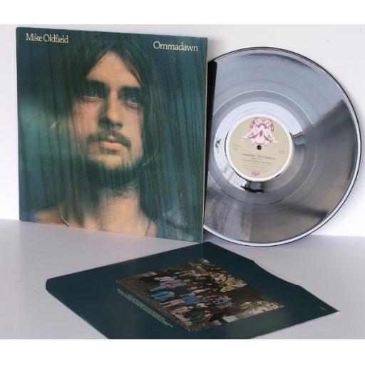 MIKE OLDFIELD, Ommadawn. 1975. Virgin [Original recording] [Vinyl] MIKE OLDFIELD
